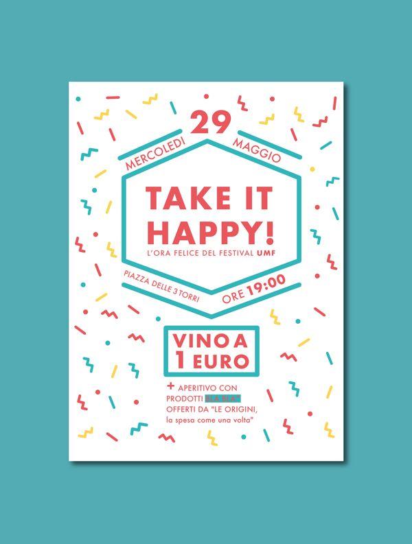 Take it Happy - party confetti