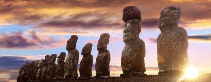 Santiago and Easter Island Escape