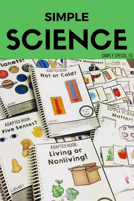 Do you have trouble finding science and social studies curriculum for students with special needs? This is how I integrate common core science topics into my autism classroom!