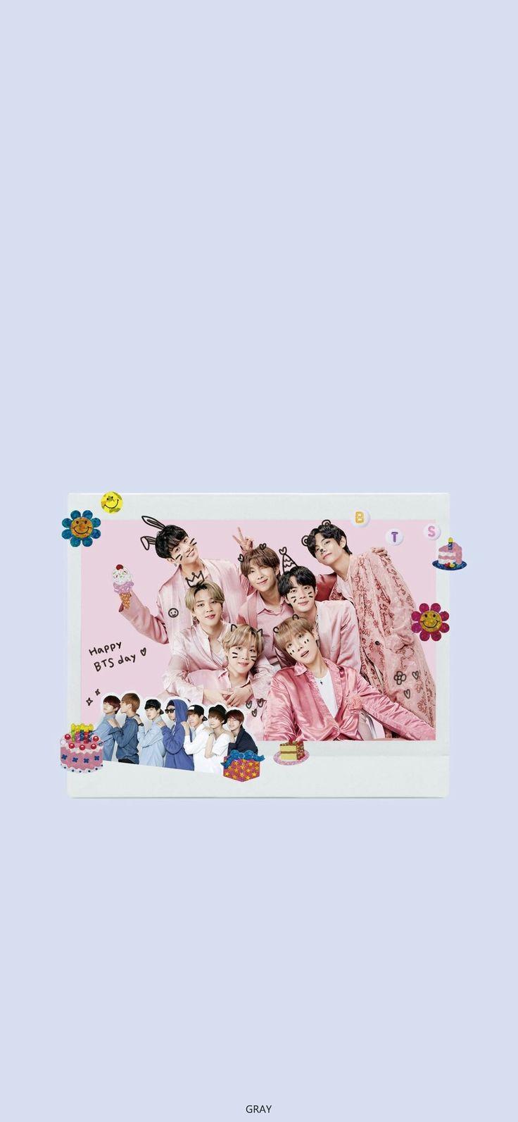 HAPPY BTS DAY 💜💜💜💜   Bts wallpaper, Bts pictures, Disney phone ...