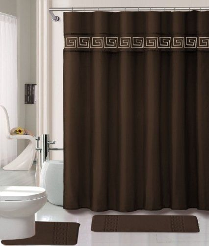 Curtains Ideas brown shower curtain rings : 17 Best ideas about Traditional Shower Curtain Rings on Pinterest ...
