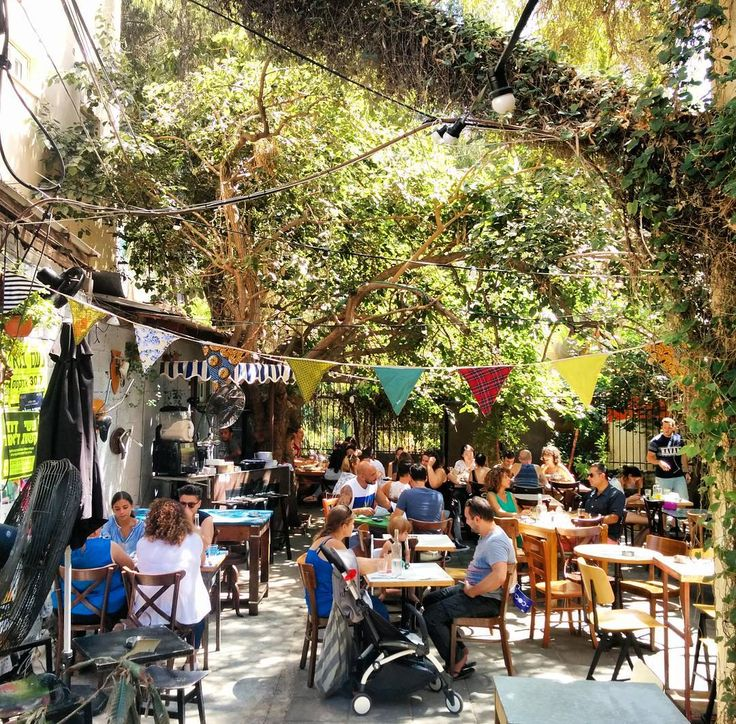 Die Top 10 Bars, Cafés und Restaurants in Tel Aviv