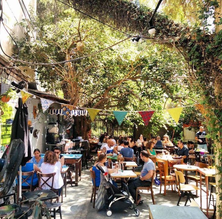 Die besten Bars, Cafés und Restaurants in Tel Aviv