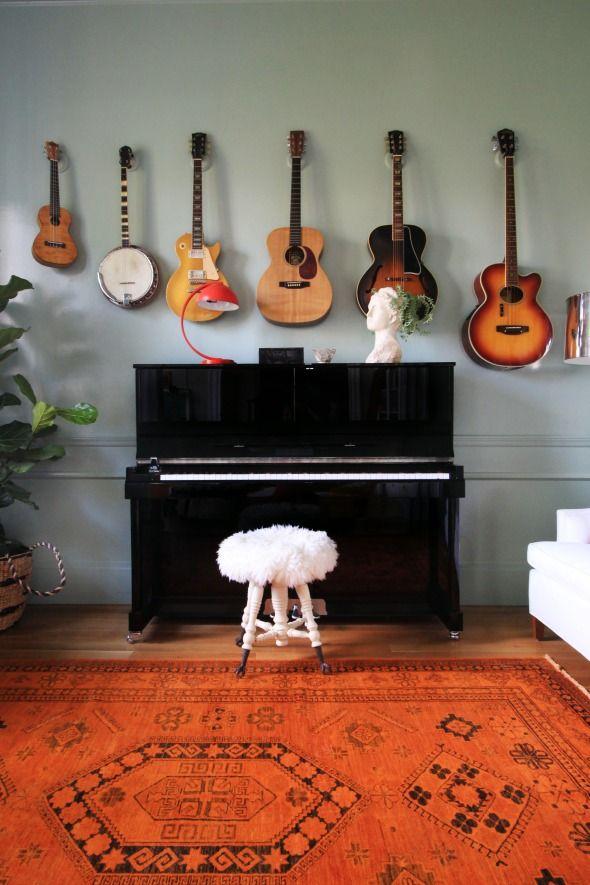 Piano Room Decor Diys