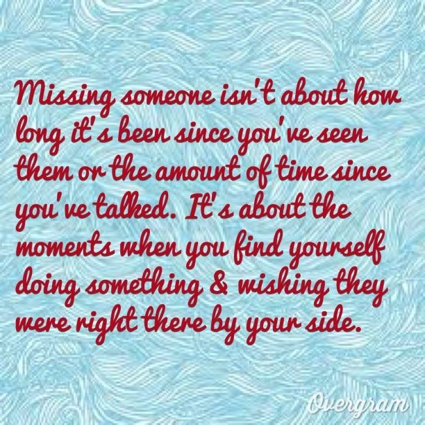 photo quotes on missing someone   Missing Someone Special