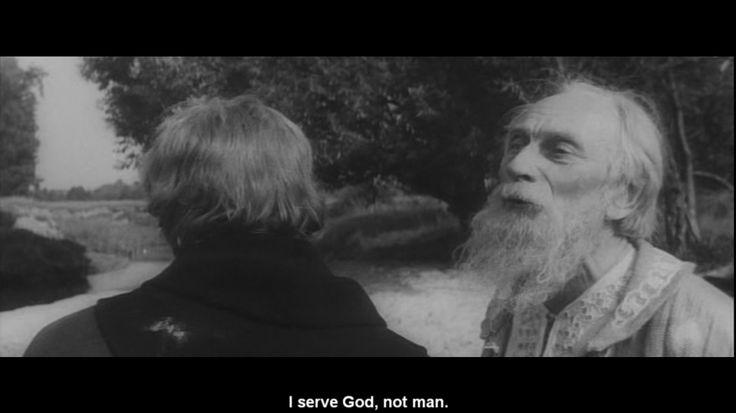 Andrei Rublev: Teophanus, The Greek.