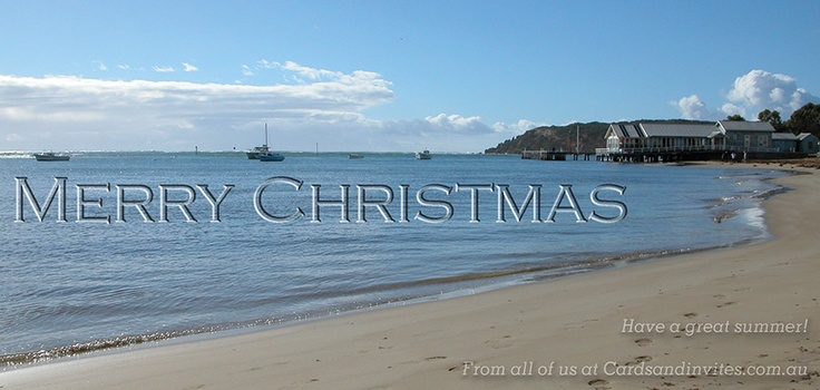 We have opened a line of Personalised Aussie Christmas cards. Order yours now!`