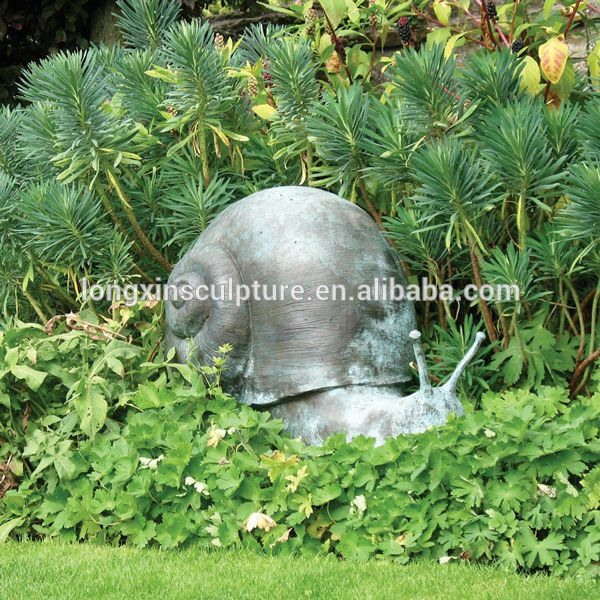 Large Outdoor Bronze Brass Snail Garden Statue Sculptures , Find Complete  Details About Large Outdoor Bronze