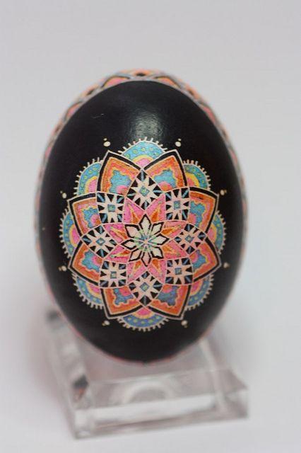 Mandala egg