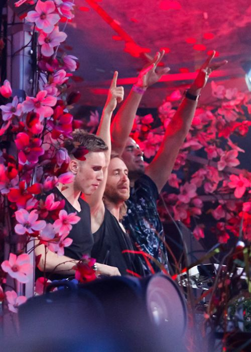 Nicky Romero vs David Guetta vs Afrojack - Live at Tomorrowland 2013