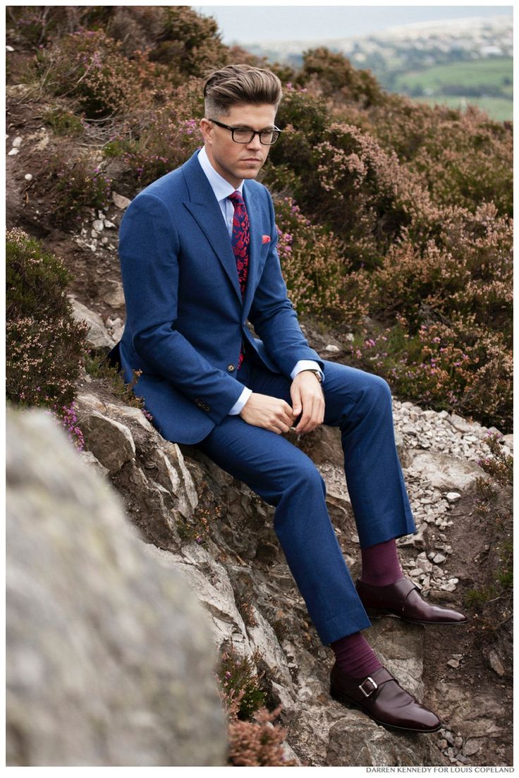 Darren Kennedy Reunites with Louis Copeland for Fall/Winter 2014 Collection image Darren Kennedy Louis Copeland Fall Winter 2014 009