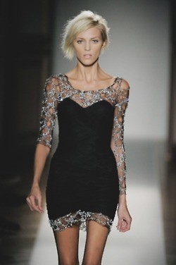 Faaaaaaabulous.: New Years Dresses, Minis Dresses, Fashion, Style, Clothing, Little Black Dresses, The Dresses, Cocktails, Anja Rubik