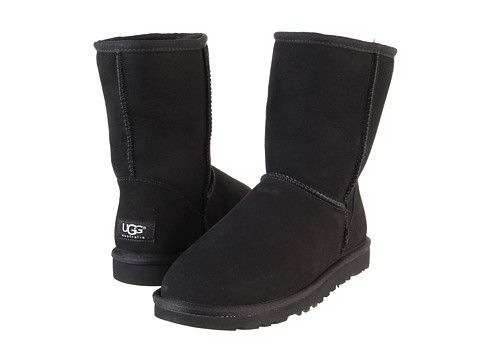 Black Uggs