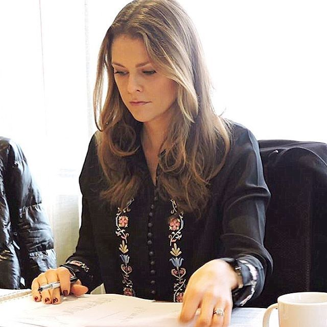 #NEW princess Madeleine attending Childhood USA board meeting in New York this week #photo: Princess Madeleines Facebook