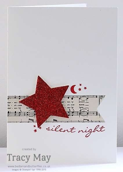 Jingle All the Way from Stampin' Up! Tracy May card making ideas