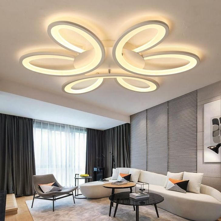 99 Cool Ceilings Lighting Design Ideas For Living Room To Try In