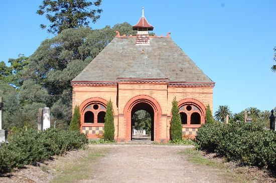 Old Anglican Office, Rookwood Cemetery