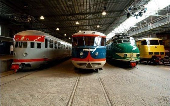 The Railway Museum in Utrecht, Het Spoorwegmuseum, established in 1927 is dedicated to preserving historical equipment from the Dutch national railway. In 1954 the museum was permanently housed in the Maliebaan Station in Utrecht.