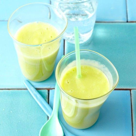 Avocado-Ananas-Smoothie - Rezepte für Smoothies - 1 - [ESSEN & TRINKEN]