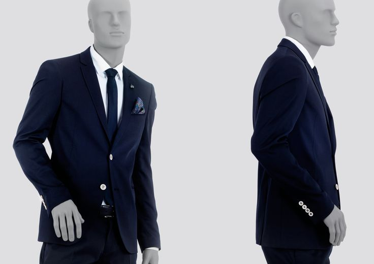 NEXT Collection by More Mannequins #MaleMannequins #boutique #fashion #grey