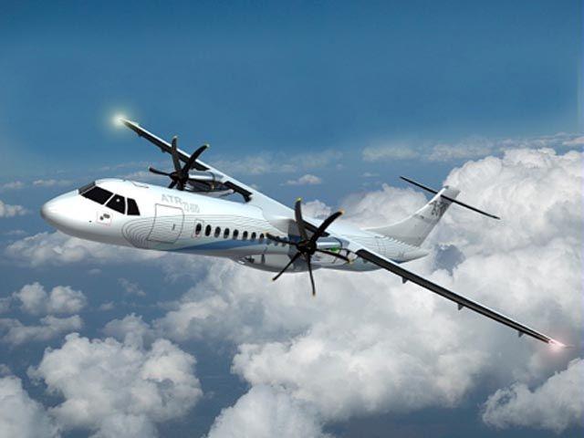 Six ATR 72-600 pour Mandarin Airlines