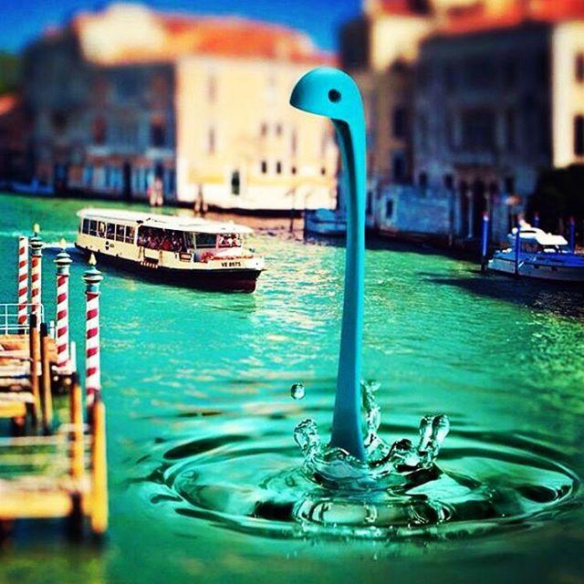 Nessie in Venice!
