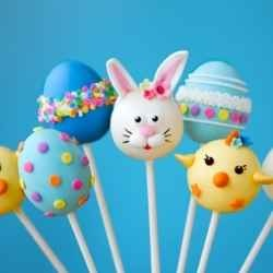 "If you have never heard of ""Easter cake pops"", these are basically balls of cake covered in coverage and presented on a stick type pacifier. The..."