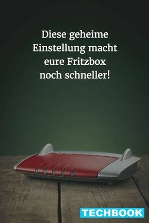 This trick makes your Fritzbox faster!