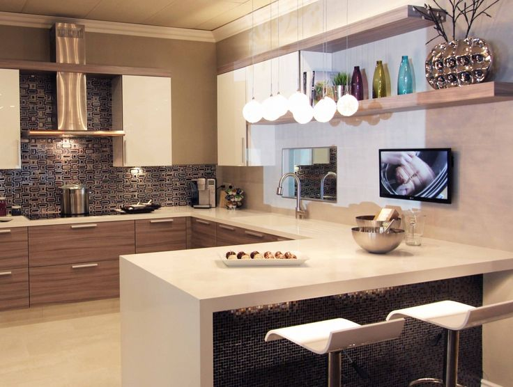 110 Best I ♥ Contemporary Style Images On Pinterest  Bathroom Interesting Contemporary Style Kitchen Cabinets Review