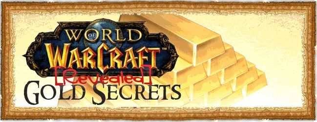 World of Warcraft - Gold Farming Made Easy