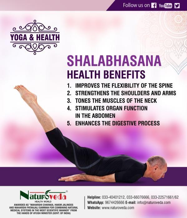 Shalabhasana Health Benefits Yoga Benefits Yoga Help Yoga For Men
