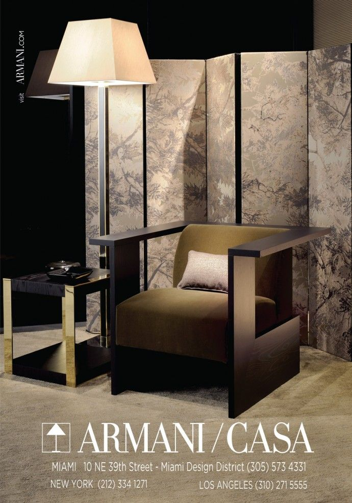 Captivating Armani Casa