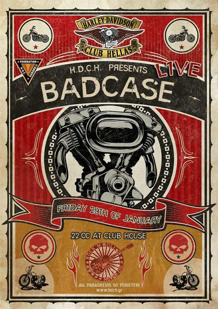 HDCH events , Harley Davidson Club Hellas