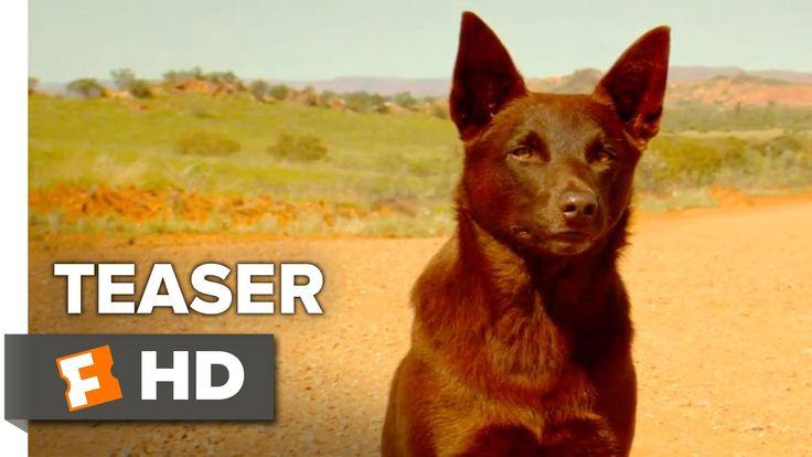 Red Dog: True Blue Official Teaser Trailer 1 (2016) - Jason Isaacs, Levi Miller Movie HD - YouTube