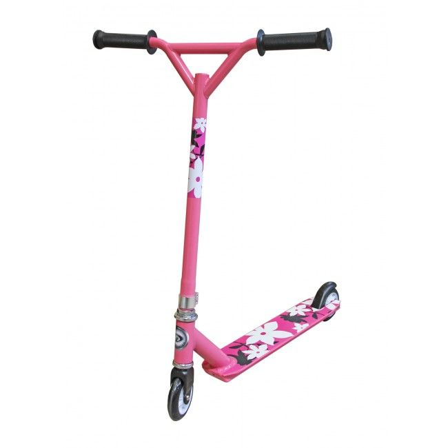 Neo Pink Stunt Scooter