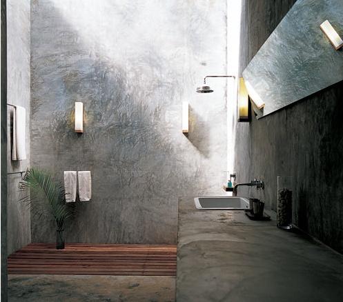 Bathroom, Koh Lanta