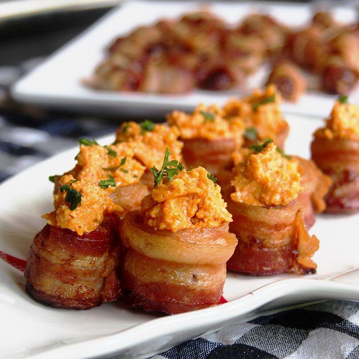 Smoked Pig Bombs recipe | Kingsford