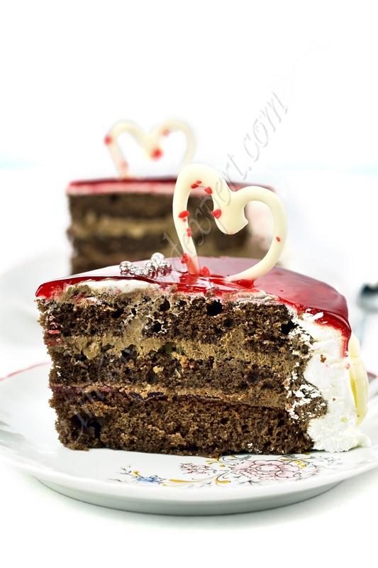 valentines day, fotografie produs felii tort de ciocolata, felii de tort, cake slices, Kuchenstücke, tranches de gâteau  http://www.imagesoundexpert.com/