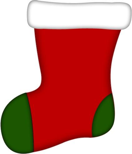 graphic about Christmas Stocking Template Printable identified as Xmas STOCKING CLIP Artwork Merchandise Xmas stockings