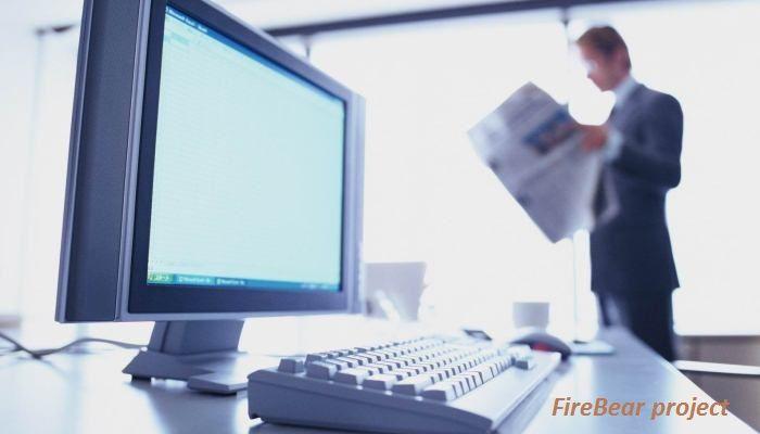Украинцы используют современные технологии в работе | Fire Bear