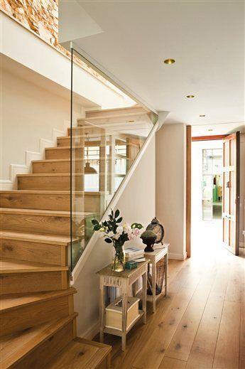 Best 25  Open staircase ideas on Pinterest | Open basement stairs ...
