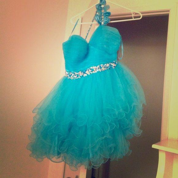 Quince Dress It's blue, size small. Dresses Mini