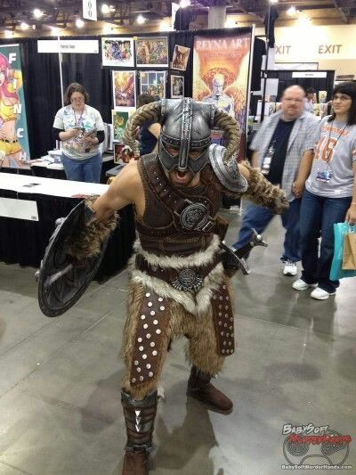 17 Best Images About Dragonborn Costume Refferences On Pinterest The Elder Scrolls