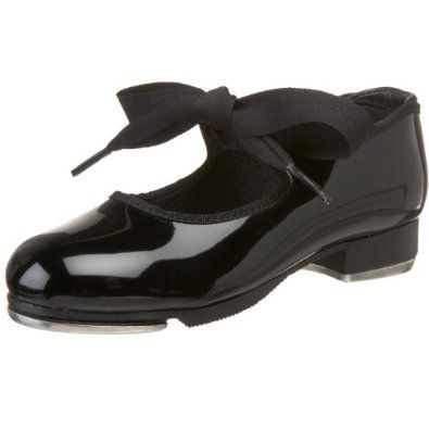Capezio Youth Tyette Tap Shoe, Patent-8 M Tod by Capezio for $25.60 http://amzn.to/2fX4DZ1