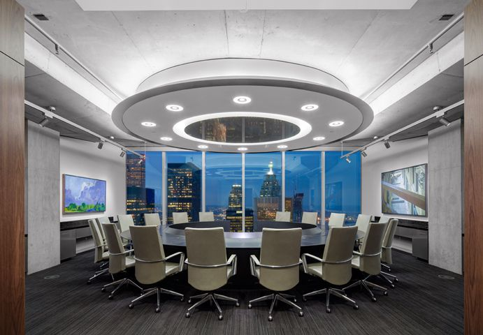 Solidez con visi n bajo un concepto de loft flexible el - Disenador de interiores ...