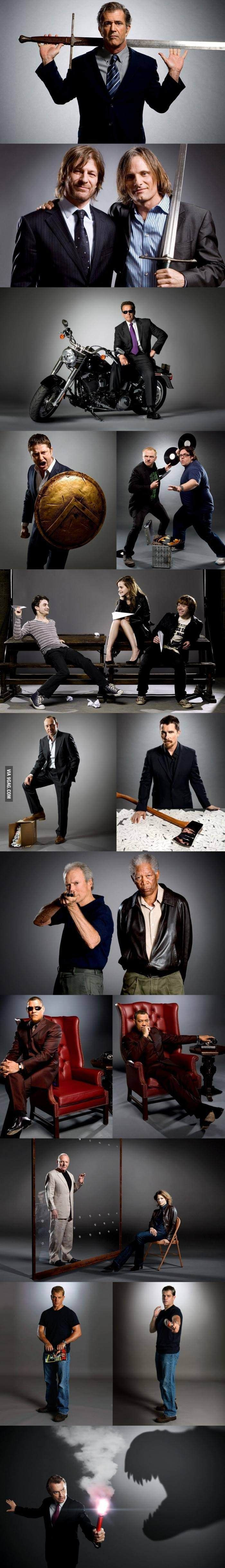 Actors and their best roles - 9GAG