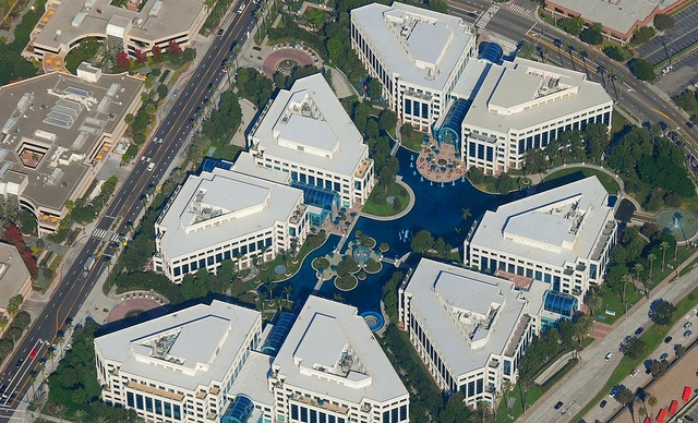 Santa Monica Water Garden - New Zealand Consulate is a ...