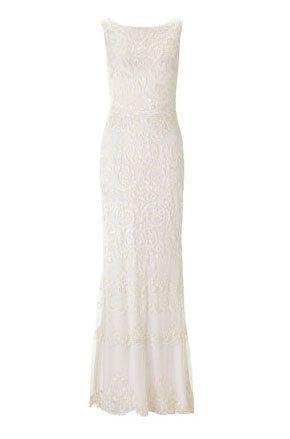 High Street Wedding Dresses  - HarpersBAZAAR.co.uk