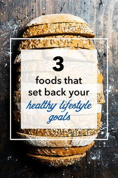 Learn what Dr. Amy Lee says about the 3 common food items that may be affecting your health. #nutrition #healthy