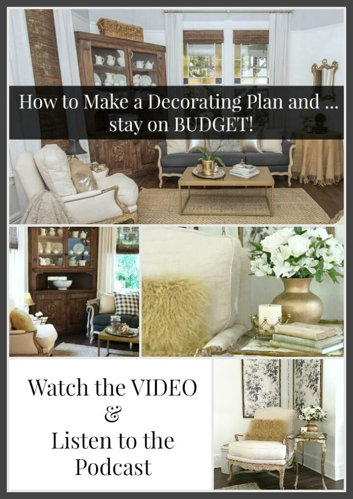 How To Make A Decorating Plan My Soulful Home Home Decor Home Decor Tips